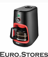 Unold 28724 Coffee Machine Mill Compact Black-Orange