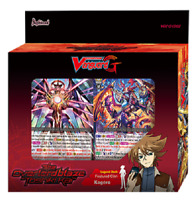 "Cardfight!! Vanguard G Legend Deck The Overlord Blaze ""Toshiki Kai"""