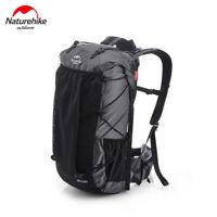 Naturehike Camping Bergtasche mit Regenschutz 60L Rock Series Wanderrucksack
