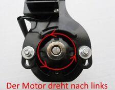 Klein Nähmaschinen motor 250W ( schwarz , richtung links)