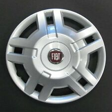 "Fiat Ducato 2009-2015 RED BADGE Style 15"" Wheel Trim Cover Hub Cap FIT 763"