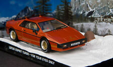 LOTUS ESPRIT TURBO  - FOR YOUR EYES ONLY 1/43ème