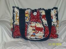 Boy Lil Cowpoke Hanky Denim Rag Quilt DiaperBag Bag Tote Purse Handcrafted