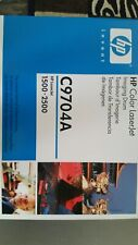 HP C9704A 1500 2500 Drum NEW OPEN BOX