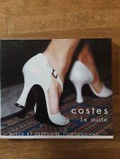 CD COMPIL DIGIPACK 15 TITRES--COSTES LA SUITE--STEPHANE POMPOUGNAC