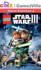 LEGO Star Wars 3 III: The Clone Wars Steam Key PC Digital Code [EU/US/MULTI]