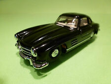 DINKY TOYS DY12 MERCEDES BENZ 300 SL 1955 GULLWING - BLACK 1:43 - EXCELLENT