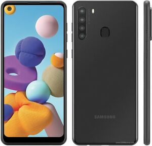 Samsung A21 SM-A215U 32GB ROM 3GB RAM METROPCS (Metro By T-Mobile)
