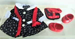 MUFFY Vanderbear BACK TO SCHOOL Outfit with Shoes