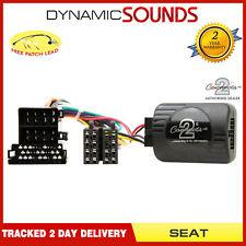 Ds-st002.2 controles del volante adaptador para SEAT Altea Alhambra Cordoba