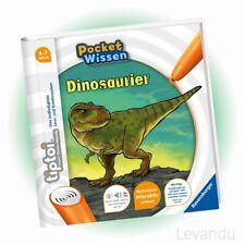 RAVENSBURGER tiptoi® Buch - Pocket Wissen - Dinosaurier - NEU