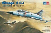 Hobby Boss: Mirage IIICJ Fighter in 1:48
