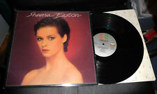 SHEENA EASTON self titled 1st LP NM MORNING TRAIN Modern Girl EMI Prisoner