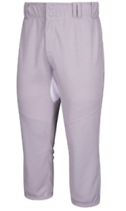 Adidas Diamond King Elite Baseball Pants Gray  Knicker CY2100 Men's Size Medium