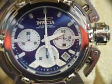 INVICTA MEN'S COALITION FORCES X-WING BLUE QUARTZ STAINLESS STEEL WATCH(22424)