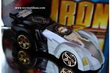 2010 Maisto Marvel Iron Man 2 Oneway Whiplash vehicle exclusive