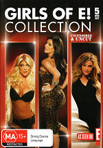 Girls Of E! - Collection (DVD, 2009, 5-Disc Set) New DVD Region 4