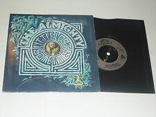 """El Todopoderoso-poco perdidos a veces - 1991 Reino Unido 2-track 7"""""""