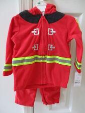 Halloween Costume 6-9 Months Fireman 2 piece Carters NEW IN PKG