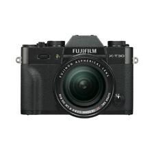 Fujifilm X-T30 Digital Camera with XF 18-55mm F2.8-4 Lens - Black