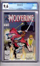 Wolverine #3 CGC 9.6 WP App..Silver Samurai,,Jessica Drew! Buscema Cover & Art!