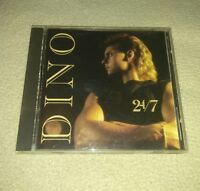 24/7 by Dino, CD (1989-4th & B'way Records) Extremely RARE