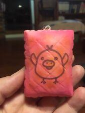 Sanrio pink Steam Bun Squishy San X 2010 RARE kawaii cute squeeze toy rare