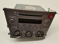 Original 2005-2006 Subaru Legacy IV Klima Heizung Bedienteil Radio CD 86201AG64A