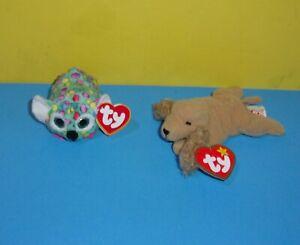McDONALDS TY TEENY TYs BEANIE BOOS Kaleb Koala Plush Doll Happy Meal Toy w/ Tag