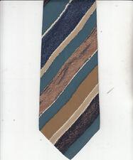 Fendi-[If New $350]-Authentic-100% Silk Tie-Made In Italy-Fe 44- Men's Tie