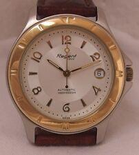 Osco / Regent Automatik Herrenuhr Armbanduhr Vintage 80 er Jahre