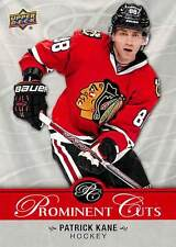 Patrick Kane PC-2 2017 Upper Deck National Convention Prominent Cuts