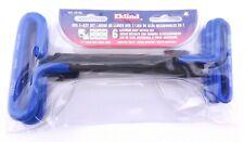 Eklind Rek55166 55166 Cushion Grip Hex T-handle T-key Allen Wrench 2mm to 6mm