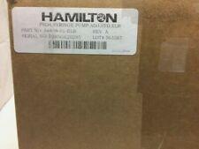 BRAND NEW HAMILTON PSD4,SYRINGE PUMP, PLUS A NEW HAMILTON