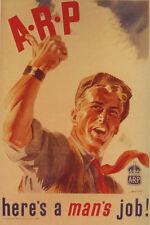 British 1914-1945 Home Front/Civil Defence Militaria