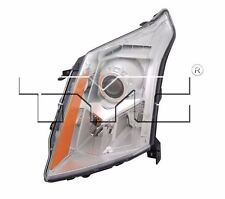 TYC NSF Left Side Halogen Headlight For Cadillac SRX 2010-2013 Models