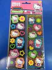Hello Kitty Tween Sanrio Retro Animal Cat Birthday Party Favor Sticker Strips