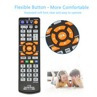 Smart Remote Control Controller Universal With Learn Function For TV CBL PLV CD