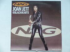 """MAXI 12"""" JOAN JETT AND THE BLACKHEARTS Nag 190249 1"""
