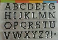 Sello alfabeto para Arte, para jabón, para la elaboración de. Nueva.
