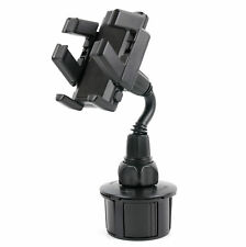 Shake-Proof Shock-Absorbing In-Car Cup Holder Mount for Xiaomi Mi Max Smartphone