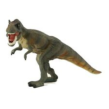 TYRANNOSAURUS REX GREEN DINOSAUR MODEL EDUCATIONAL COLLECTA DETAILED BNWT