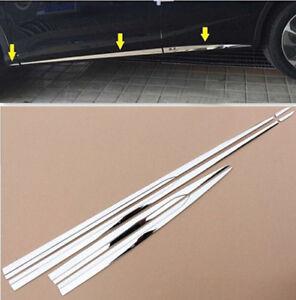 Fit Lexus RX350 450h 300 200t 350L 450hL S. Steel Body Side Door Molding Trim