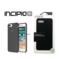 Incipio NGP Case Protective for iPhone 8 Plus 7 Plus 6 Plus Black