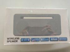 Nakamichi BTSP80 Wireless Bluetooth® Speaker - Gray