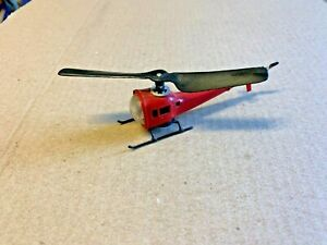 Lionel Vintage O Gauge Operating Helicopter ONLY From Reconnaissance Car