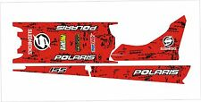POLARIS AXYS TUNNEL TANK SKS decal GRAPHICS 800 600 PRO RMK 155 163 red black