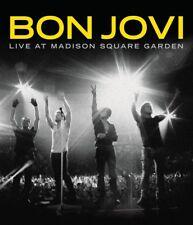 BON JOVI - LIVE AT MADISON SQUARE GARDEN Blu-Ray w/BONUS Documentary ~ JON *NEW*