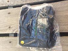 10x12 inches Black Cloth Muslin Drawstring Bags , Art Craft Bags,Qty 25 /50 /100