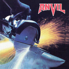 Metal on Metal by Anvil CD 1982 Canada Release RARE OOP LIMITED EDITION CD